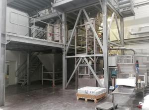 GEA 5-7 Tons/H Mischer für Pulver