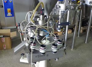 Remplisseuse de tubes UNIKO UP 062 P