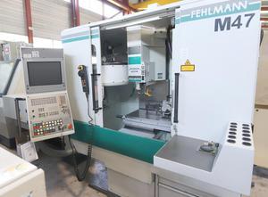 Centre d'usinage vertical Fehlmann Picomax 60-HSC