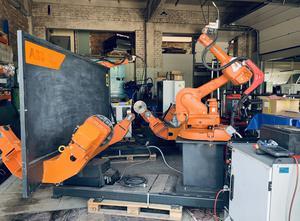 ABB, FRONIUS IRB1600, IRBP R-300, FRONIUS TPS4000CMT Industrieroboter