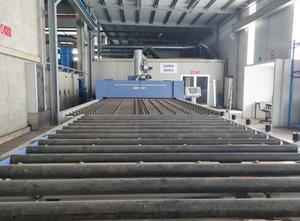 LISEC/ITALMATIC LAMINATION LINE Glass machine