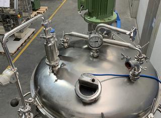 SAV Pressure/heating vessel P210716032