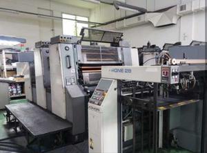 Heidelberg SM 52-1+ Offsetdruckmaschine
