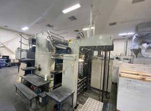 Komori LP44 Offsetdruckmaschine