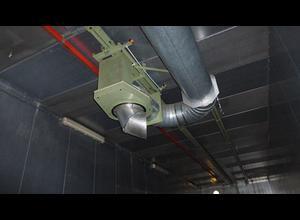 Máquina textil HDB rotary separator