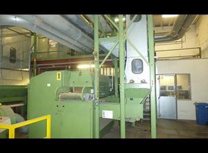 Filatura - macchina per preparazione HDB Shaker