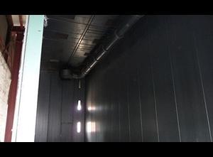 Soukací stroj Temafa / Fallgatter mixing chambers