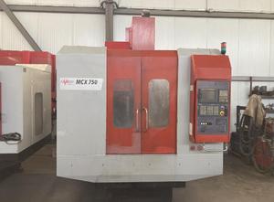 Centro de mecanizado vertical EMCO FAMUP MCX 750