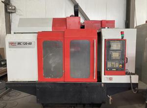 Centro de mecanizado vertical EMCO FAMUP MC 120-60
