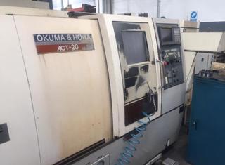 Okuma ACT-20 P210716084