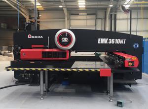 Punzonadora CNC Amada EMK 3610 NT