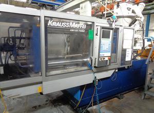 Krauss Maffei KM 150 - 700 C2 Injection moulding machine