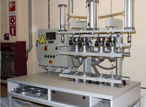 Máquina textil Willi Lehmann 2080NT
