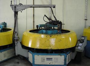 Italmatic curing press for truck retreading