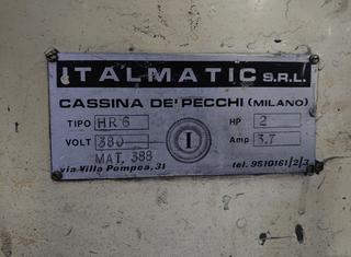 Italmatic HR6 P210719030