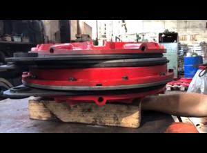 Máquina para deformación de chapa - УВ 3144