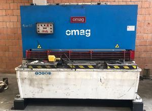 Cizalla mecánica Omag 2000x10mm