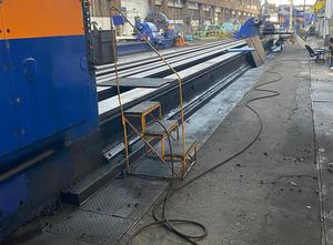 Škoda S2500X20.000 CNC heavy duty lathe