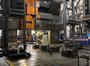 Waldrich Coburg  S22-10GM500NC CNC Fräsmaschine