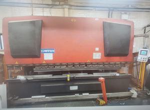 CARTER WC67K- 200T x 4000mm Abkantpresse CNC/NC