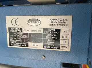 Foliant Gemini 400S P210719111