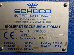 Profil haddeleme makinesi Schüco Isomat 5