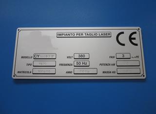 CY Laser 2D Kw 2 P210720015