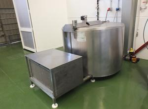 Máquina de producción, envasado y porcionado de queso DELAVAL DELAVAL AP7916