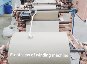 Christian Majer Automatic paper cone making machine