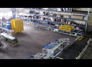 Wooden Pallet Production Line