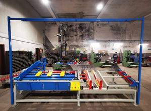 Máquina de carpintería JFJ - J. Ferreira and Jesus Lda. MDP2