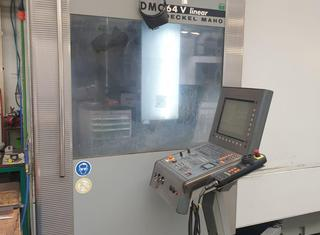 DMG MORI DMC 64 V Linear P210720123