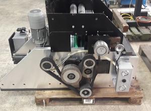 EBU 500 mm Straightening machine