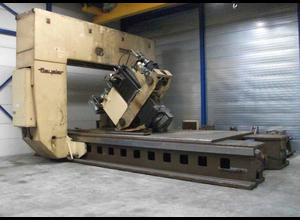 Beyeler 1000t metal press