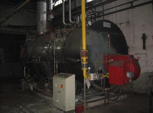 NOVA SIGMA fb 50 Industrial boiler