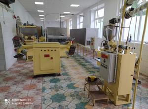 Máquina de producción de chocolate Renato Mazzeti -