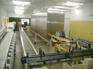 Máquina de producción de chocolate Renato Mazetti MAZ 275