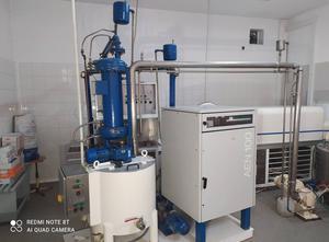 Máquina de producción de chocolate Aasted AEN100