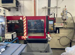 Used Negri Bossi  VE 160-720 Electric injection moulding machine