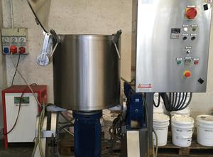 BP2 INOX 150/S Mischer für Pulver