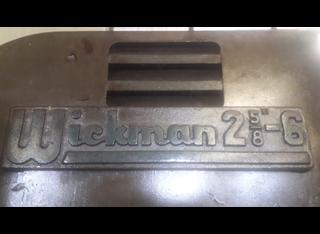 "Wickman 2""5/8 -6 P210722055"