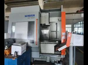 Mikron VCP1000 Bearbeitungszentrum Vertikal