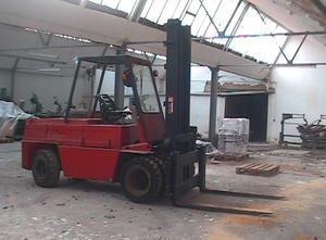 Dieselový zdvižný vozík STEINBOCK JNKH 1600 N