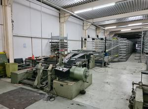 KARL MAYER DS 52 / 30 Sectional warping machine