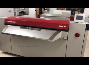 Naświetlarka AGFA Graphics ST 125 EX Plate Stacker