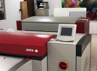 AGFA Graphics ST 125 EX Plate Stacker P210725013