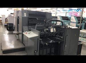 Heidelberg GTO Offsetdruckmaschine