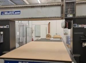 Multicam 8000 SERIES Machining center - 5 axis