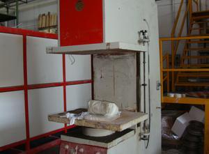 Kompletní jednotka CM officine meccaniche produzione vasi in terracotta