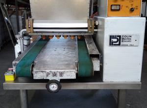 Máquina de producción de chocolate Polin tempa 320